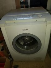 Bosch Nexxt 500 Series High Efficiency Front Load Washer White