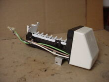 Amana Refrigerator Complete Ice Maker Part   D7824703