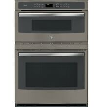 GE Profile PT7800EKES Built In Combo Convection Microwave Convection Wall Oven