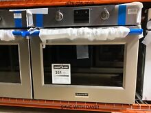Frigidaire Professional FPEW3077RF 30  Electric Wall Oven Stainless Steel