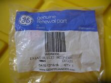WE4M300 GENUINE GE RENEWAL PART Clothes Dryer THERMOSTAT BRAND NEW FREE SHIPPING