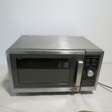 General Commercial Microwave Oven Mode  GEW1000D 1000 Watt Dial Control Used