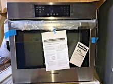 Bosch HBL8451UC 30  Electric Wall Oven   SHIPS FREE