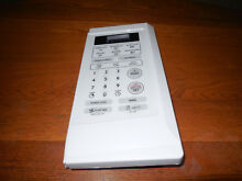 GE General Electric Over the Range Microwave Oven Control Panel w Board
