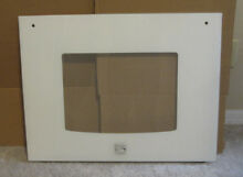 Kenmore 27  Wall Oven  Door Glass Assembly  318304147 White