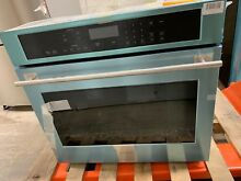 GE Monogram ZET9050SHSS 30  Electric Convection Single Wall Oven Stainless