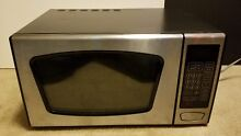 Emerson MW8991SB 900W 0 9 Cubic Feet Stainless Steel Microwave Oven