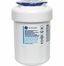 General Electric MWF Refrigerator Water Filter  Premium Filtration  Certified