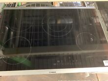 Bosch NET8068SUC 800 Series 30 Inch Electric Smoothtop Cooktop