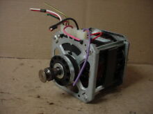 GE Stackable Dryer Motor Part   WE17X10009