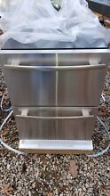 JennAir JUD24FRERS 24  Under Counter Stainless Steel Refrigerator Drawers