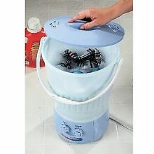Wonder washer portable washing machine as seen on TV New travel mini laundry