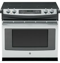 GE JD630SFSS 30  Drop In Electric Range