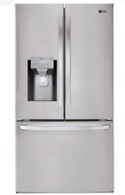 LG LFXS28968S 36 In Stainless Steel French Door Refrigerator