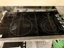 Frigidaire Gallery FGEC3645PS 36  Electric Cooktop   Black  01