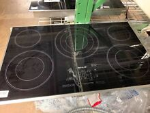 Jenn Air JEC4536BS 36  Stainless Steel Electric Radiant Cooktop  02