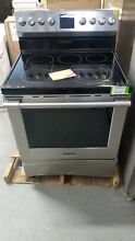 SCRATCH AND DENT Frigidaire FPEF3077QF Pro 30  Stainless Electric Range