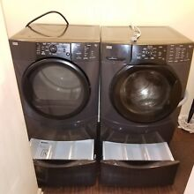 Great condition Kenmore Elite washer and dryer