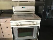 Whirlpool Single Oven Free Standing Gas Range  beige