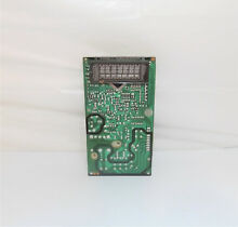 GE Microwave Oven   Electronic Control Board  Part  WB27X10931   P2751