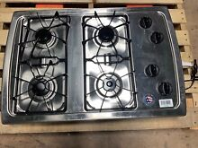 Whirlpool W3CG3014X Stainless Steel 31 44 in  Gas Cooktop  1254