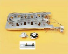 3387747  WP3387747 Heating Element with Fuses for Whirlpool Dryer
