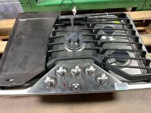 GE PGP959SETSS Stainless Steel 30 in  Gas Gas Cooktop  172Q