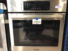 Bosch HBN8451UC 800 27  Stainless Steel Electric Single Wall Oven  0031