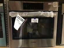 Bosch HBL8752UC 30  Stainless Steel Electric Wall Oven  7722