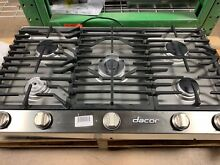 Dacor DCT365S Stainless Steel 36 in  Gas Cooktop  0019