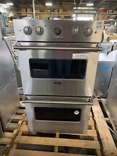 Viking VEDO5302SS 30  Double Electric Wall Oven Stainless Steel  7127