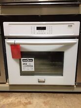 Frigidaire FGEW3065PW Convection Electric Single Wall Oven    White  4663
