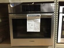 Bosch HBLP451UC 30  Stainless Single Electric Wall Oven  0013
