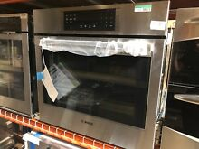 Bosch HBN8451UC 800 27  Stainless Steel Single Wall Oven Convection  0285