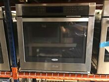 Whirlpool WOS97ES0ES 30  Stainless Single Electric Wall Oven  2121