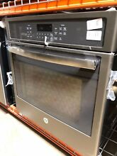 GE PK7000EJES 27  Slate Electric Single Wall Oven  970Q