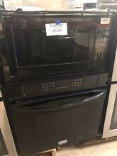Frigidaire Gallery FGMC2765PB 27  Wide 3 8 Cu Ft  Capacity Microwave Black  2556