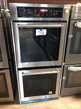 KitchenAid KODC304ESS  24  Stainless Steel Double Convection Wall Oven  5380