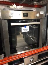 Bosch HBE5451UC 500 Series 24 Inch Single Electric Wall Oven  9709