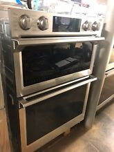 Samsung NQ70M7770DS 30 In Convection Microwave Oven  Stainless Steel  164K