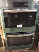 GE JK3500SFSS 27  Stainless Steel Electric Double Wall Oven  499Q