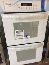 Frigidaire FFET2726TW 27  7 6 Cu Ft  Total Capacity Electric Double Wall  0737