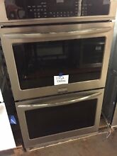 Frigidaire Gallery Series FGET3065PF 30in Electric Double Wall Oven  1752