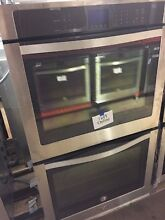 Whirlpool WOD51EC0AS 30  Stainless Steel Electric Double Wall Oven  1689
