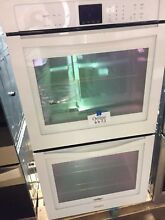 Whirlpool WOD51EC7AW 27  White Electric Double Wall Oven  6673