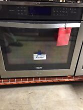 Whirlpool WOS97ES0ES 30  Stainless Single Electric Wall Oven  6769