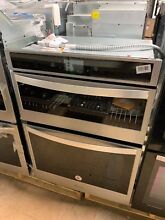 Whirlpool WOC97EC0HZ 30 In Microwave Combination Wall Oven  6258