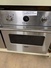 Viking VESO5302SS Proffesional 30  Premiere Stainless Steel Wall Oven  0933