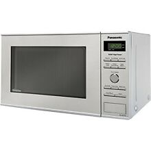 Microwave Oven Countertop Kitchen Panasonic 950W 0 8 Cu  Ft Cook Defrost Dorm