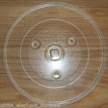10 7 8  GE  WB49X673  WB49X681 Microwave Glass Turntable Square Drive